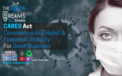 Coronavirus Aid, Relief and Economic Security (CARES) Act for Small Businesses  in the USA – The Silicon Dreams by RJ Shara
